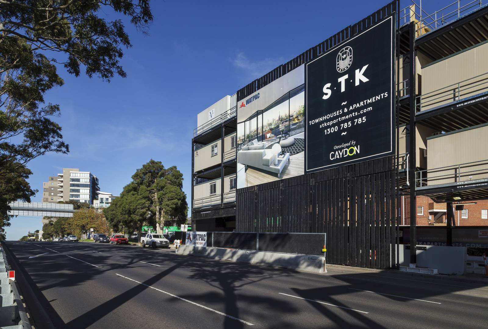 STK Caydon Urban Density Case Study