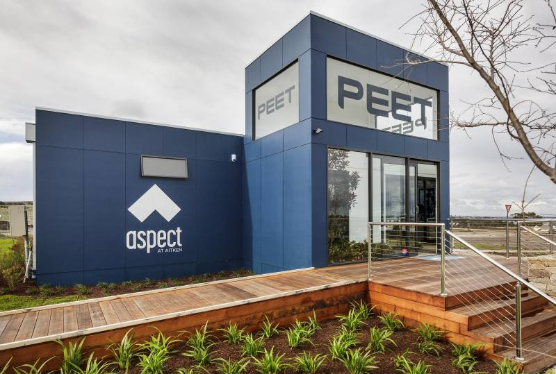 Aitken Aspect Greenvale by PEET