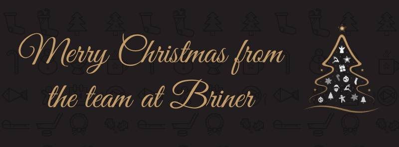 Briner Office Holiday Closing Period