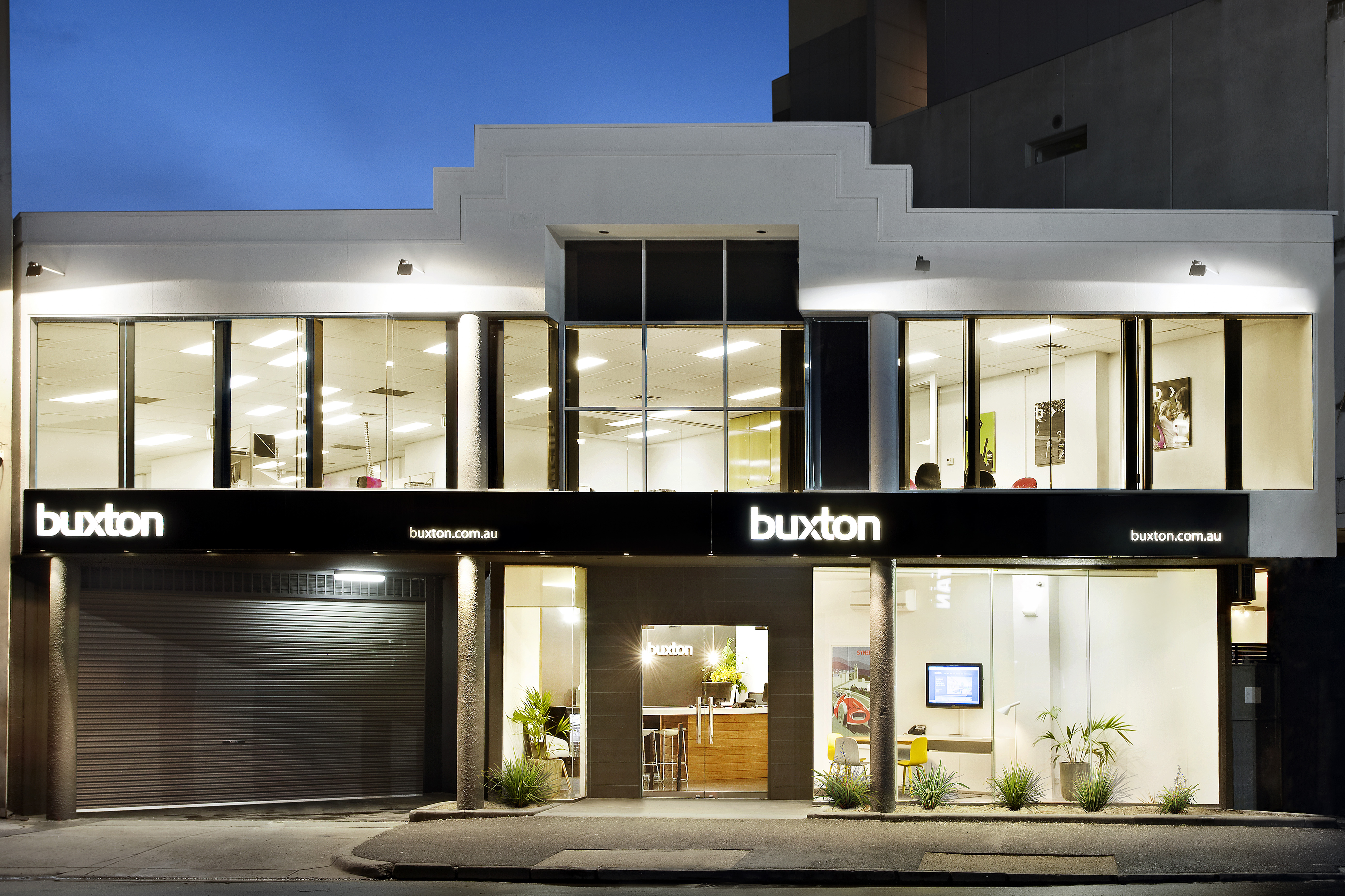 Buxton St Kilda Office