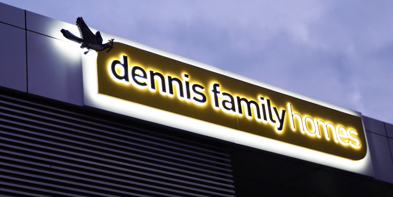 Dennis Family Homes Installation