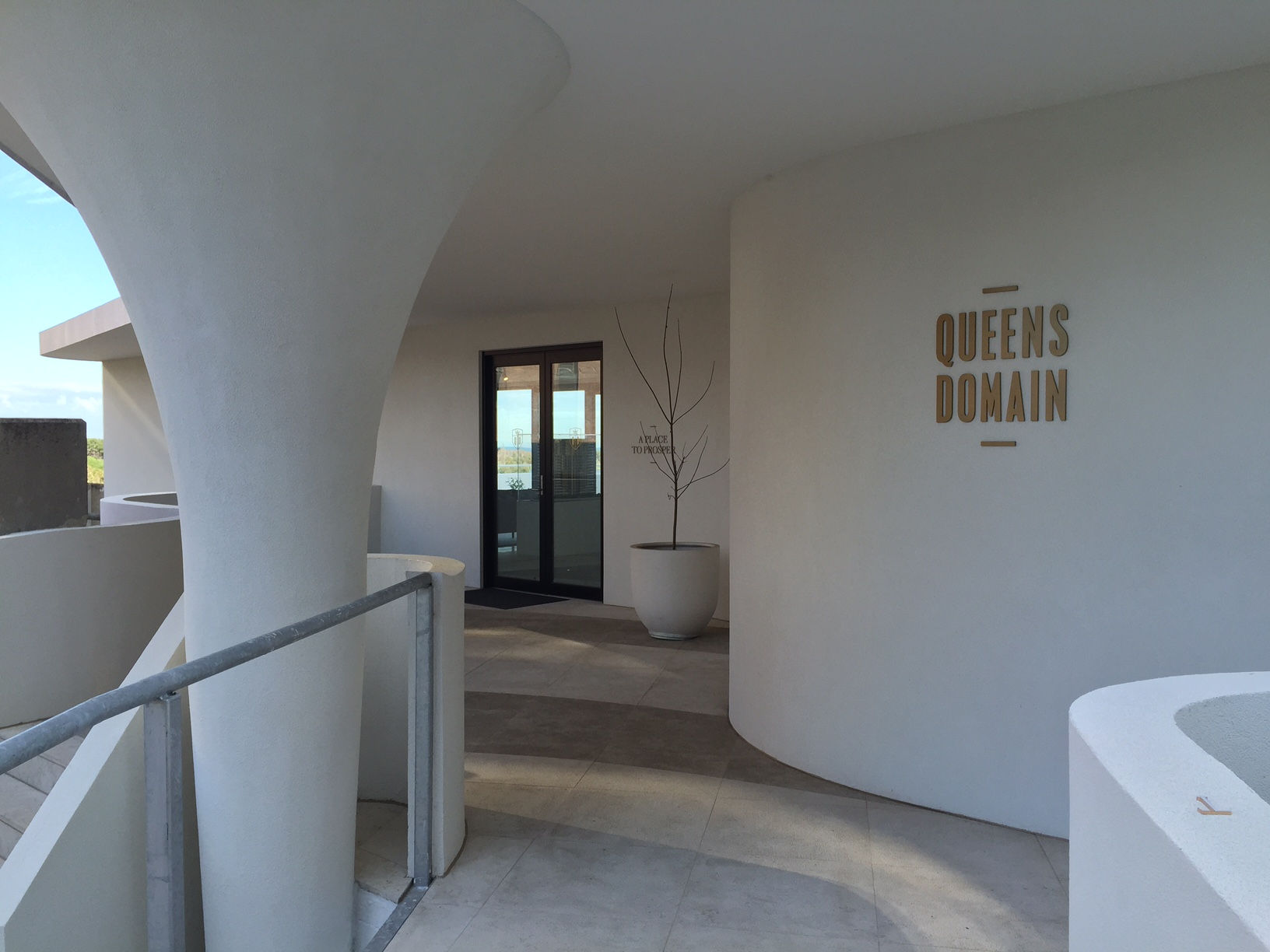 Queens Domain by Savi Communications