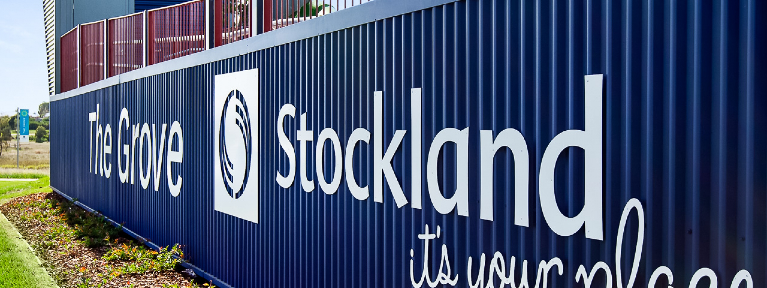Stockland – The Grove Vision Centre