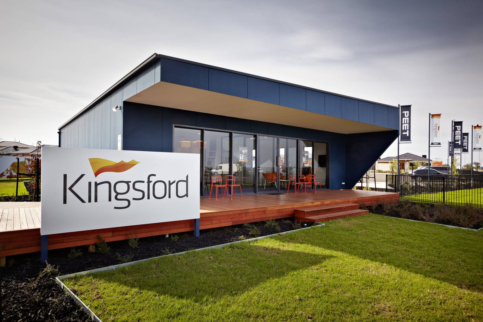 Kingsford Sales Office