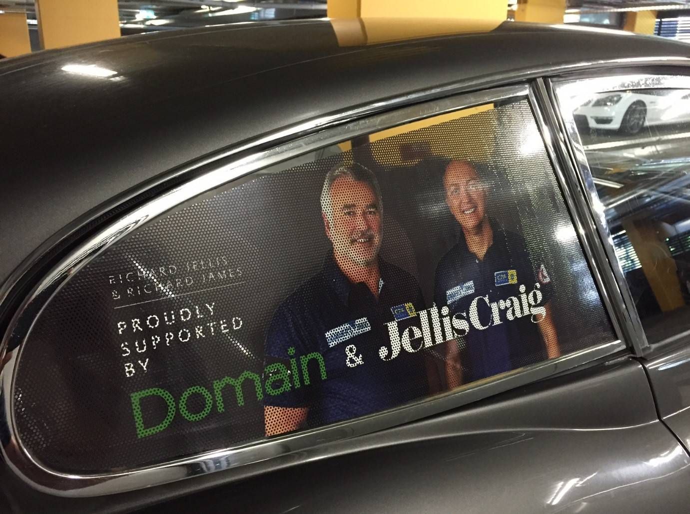 Domain Jellis Vehicle Graphics
